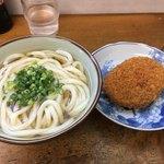 多田製麺所 - 料理写真:毎度同じ食べ方で失礼つかまつる…