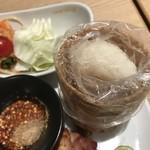 Mangotsurikafe - もち米は美味い