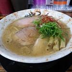 麺屋 裕 - 蟹塩そば