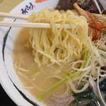 Aji-Q - 麺アップ
