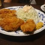 居酒屋 赤べこ - 牡蠣フライ