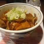 居酒屋 赤べこ - 肉豆腐