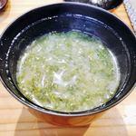 くら竹 - ○汁物