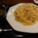 南天玉 - ・五目炒飯(大盛) 900円くらい