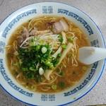 ホームラン - 中華そば ¥600
