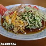 台湾料理 翠芳 - 料理写真:冷し中華