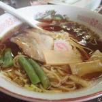あまの食堂 - 料理写真:ラーメン500円