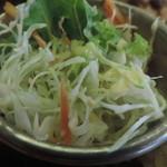 ガンディーマハル - サラダ