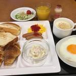 ドーミーイン心斎橋 - 朝食
