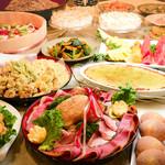 ビュッフェレストラン 紫陽花 - メイン写真:
