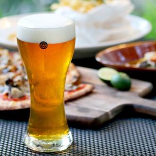 COEDOビール、6種全てをラインナップ。
