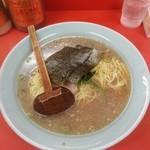 ラーメンショップ - 料理写真:ラーメン(中)650円
