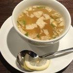 ワヤン バリ - スープ
