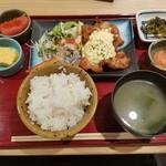 91719903 - 鶏南蛮定食(1200円)