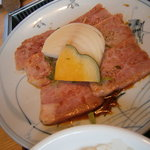 9172569 - A5山形牛(上カルビ1260円)