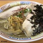 """麺屋十郎兵衛 - 超肉""""っ!!煮干そば"""