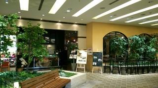 野菜ビストロ&カフェ ブルジョン - 千葉そごう10階です。