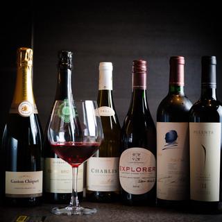 和牛と相性に良い厳選ワイン