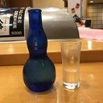 富寿し - 氷温 夏の八海山 特別純米原酒