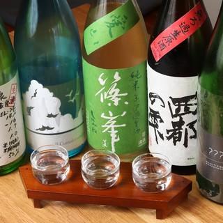 一期一会の日本酒