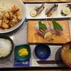 づけ丼屋 桜勘 - 料理写真:海の桜勘カンパチから揚げ定食
