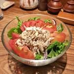 とり喜 - 喜サラダ