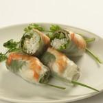 フォー ベト レストラン - 料理写真:生春巻き