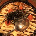筑前屋 - 明太とろろチーズ焼き