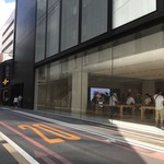 神乃珈琲 - こちらのお店の右横が、アップル京都♪