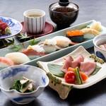 旭鮨総本店 - 秋の香り膳
