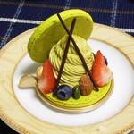 ウールーグー - 料理写真:ピスタ¥400