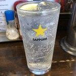 正ちゃん - レモンハイ 400円。