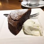ミヤマサ - チョコレートケーキ