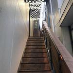 biodinamico - この急階段を登る (エレベーターもあるようです)