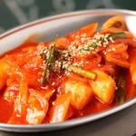 韓国バル ハラペコ -