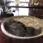 curry味善 - 和牛のすじとろカレー
