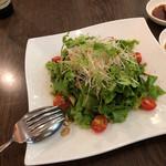 京鼎樓 - 中華風グリーンサラダ