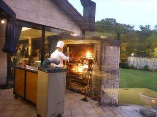 箱根ハイランドホテル ラ・フォーレ - 薪火焼きの竈