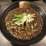 香氣 四川麺条 - 紅黒胡麻坦々麺(840円)