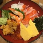 さかなやのmaru寿司 - 海鮮丼