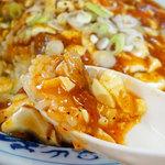 中華料理 青竜 - 料理写真:麻婆飯600円税込