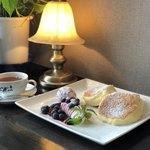 cafeとまり木 - 料理写真:
