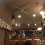 日本酒と肴 あらばしり - 中二階