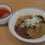 さんしょの木 - 冷たいつけ担々麺~ギリシャヨーグルト仕立て~950円