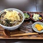田麦そば - 料理写真: