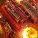 もつやき大膳 - 鮭炙り