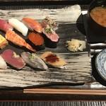 寿司の磯松 - 握り寿司