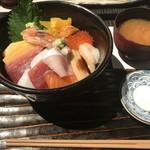 寿司の磯松 - 上ちらし