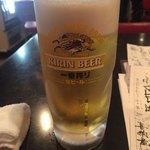 91764178 - 生ビール♪