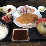 むちゃく - トンカツ定食=800円